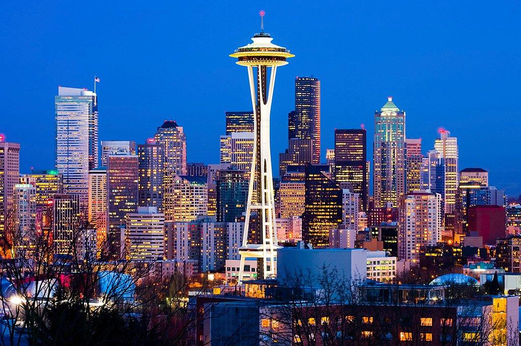 Central Seattle Washington